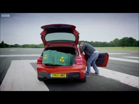 BMW M135 Vs VW Golf GTI Top Gear Series 21 BBC
