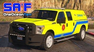 SA'F #83 - Sandy Shores First Response!   GTA V RP
