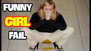 Funny Girl Fails 2017 (Part 12)|| Best Fails Compilation | By FailADD