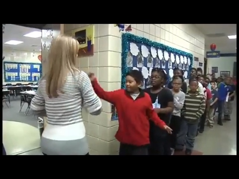 Xxx Mp4 Amazing Female Teacher Doing The Batch Of Handshakes With A 3rd Grade Students 3gp Sex