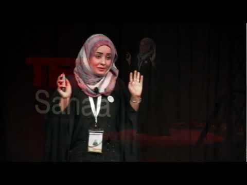 Between Pain and Hope: Khalil Bamatraf at TEDxSanaa