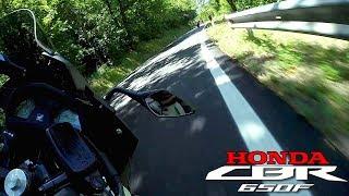 I ragazzini che tagliano le corsie...   Honda CBR650F   Monte Morello, Bolognese, Futa, Raticosa