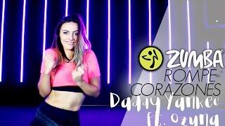 ZUMBA La Rompe Corazones - Daddy Yankee ft. Ozuna/ TEMPO 2.0 / Zumba® Fitness Choreo