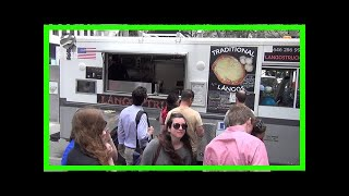 [Fashion News] Perry's nysf first look: langos hungarian food truck
