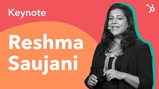 INBOUND 2016: Reshma Saujani Keynote (cutdown)
