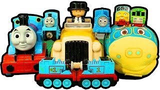 Thomas Tank Collection Toy Review 9 HiT Toy Company Tidmouth Sheds ?