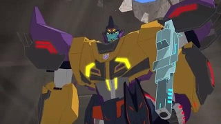 Transformers: Robots in Disguise: Combiner Force: Opening Sequence