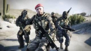 Battlefield Bad Company 2 - Squad Stories 2 Trailer