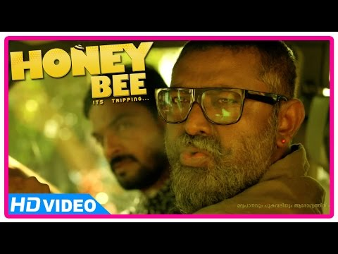 Honey Bee Malayalam Movie | Scenes | Lal Search Asif Ali and Bhavana in Archana Kavi's Home
