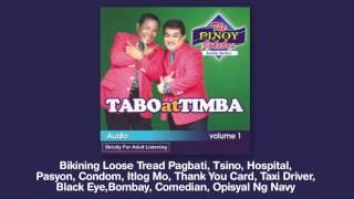 Tabo at Timba - Part 1 (The Pinoy Jokebox Audio Series Tabo At Timba Volume 1)