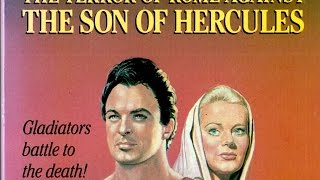 The Terror of Rome Against the Son of Hercules Full Movie by Film&Clips