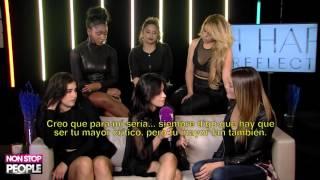Alyson Eckmann entrevista a Fifth Harmony (legendado PT-BR)