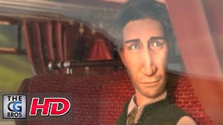 "CGI 3D Animated Short: ""The Passenger"" - by ESMA"