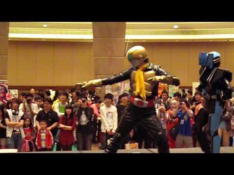 人人英雄幪面超人後樂園舞台Show Rainbow Gala 5 runrunhero Part. 2 4