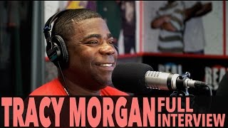 Tracy Morgan on The Accident, Stand-Up Comedy, And More! (Full Interview) | BigBoyTV