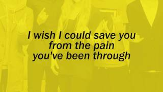 ONE OK ROCK - Listen ft. Avril Lavigne (Lyrics on Screen) [NEW SONG 2017]