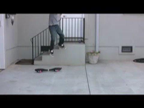 Wave Board Sponsor Video
