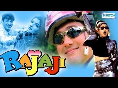 Rajaji - Govinda - Raveena Tandon - Superhit Comedy Film