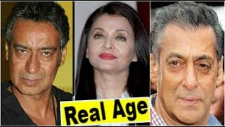 Bollywood Actors Age | Real Age Of  Bollywood Actors - You Won