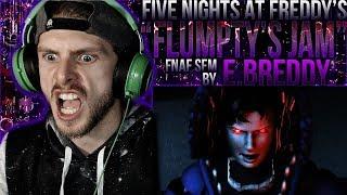 "Vapor Reacts #749   [SFM] FNAF FAN GAME SONG ""Flumpty"