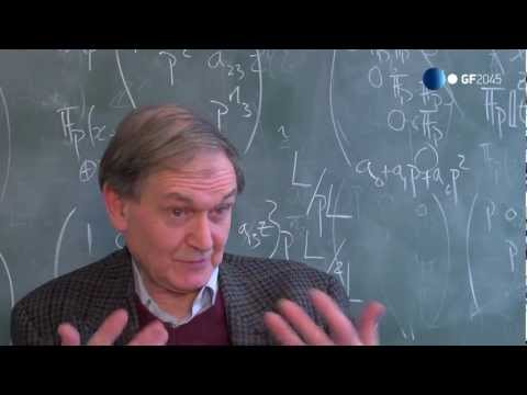 Sir Roger Penrose — The quantum nature of consciousness