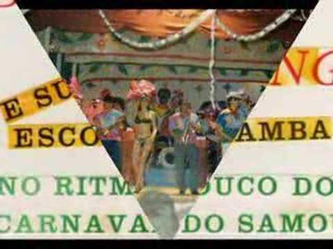 Samouco Bailes de Carnaval 1984 a 1988