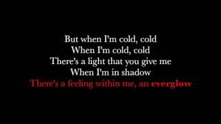 Everglow Coldplay Lyrics
