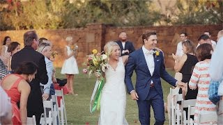 They Met at a Party, it was Love at First Sight | Oak Tree National wedding video in Oklahoma