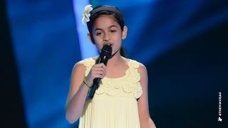 Elina Sings Part Of Your World   The Voice Kids Australia 2014