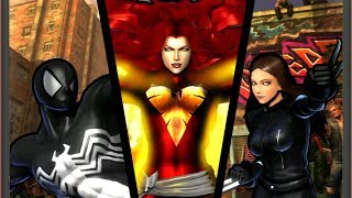 Ultimate Marvel VS Capcom 3 - Spider-Man/X-23/Phoenix - Very Hard Difficulty Playthrough