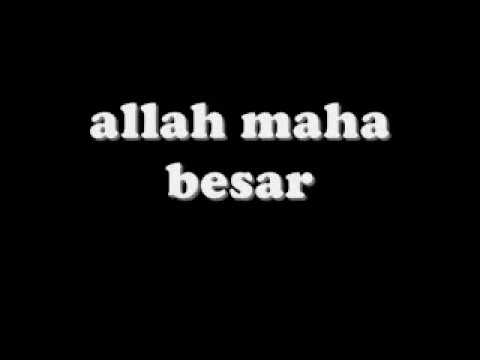 Download UNGU - ALLAH maha besar On ELMELODI.CO