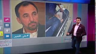 بي_بي_سي_ترندينغ:  اتهامات لأنصار #حزب_الله بالاعتداء على مرشح #الانتخابات علي_الأمين في #لبنان