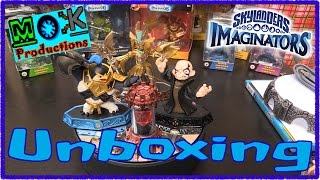 Skylanders: Imaginators: Wii U Starter Pack Unboxing (Pre-Order Exclusive)