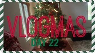 Home For Christmas | Vlogmas Day 22