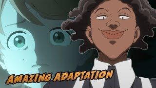 This Anime Adaptation is So Good... The Promised Neverland Episode 2