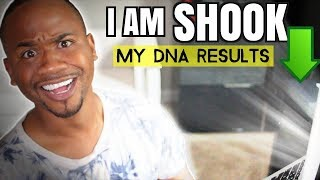 MY DNA RESULTS ARE IN !!!