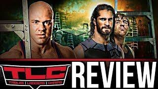WWE TLC 2017 - PPV Review/Rückblick - VerletzungsANGLE (Deutsch/German)