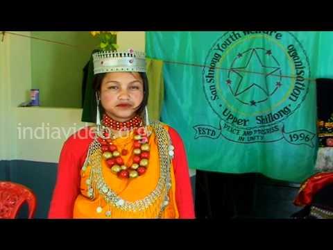 Xxx Mp4 Traditional Khasi Tribal Dress Meghalaya 3gp Sex