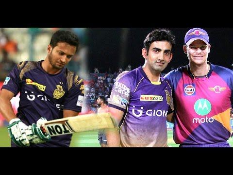 ভাগ্য খুলল না সাকিবের!!! শেষ ম্যাচেও সাকিবকে অবহেলা করল কলকাতা  Shakib in IPL 2017 | Shakib al Hasan