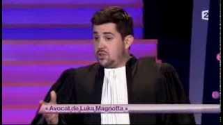 Artus [65] Avocat de Luka Magnotta #ONDAR