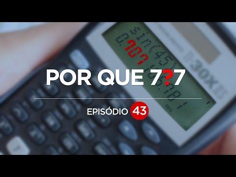 POR QUE OS AVIÕES DA BOEING SÃO NUMERADOS COM 7 EP #43