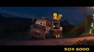 "Cars #3: ""New Scene"" (Mater and Mcqueen) 2017."