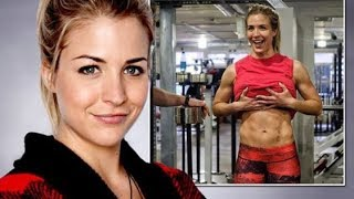 Emmerdale actress Gemma Atkinson shows off incredible abs during mammoth fitness challenge