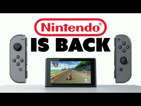 Switch Sales Revealed NINTENDO IS BACK The Know Game News
