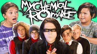 Kids React To My Chemical Romance