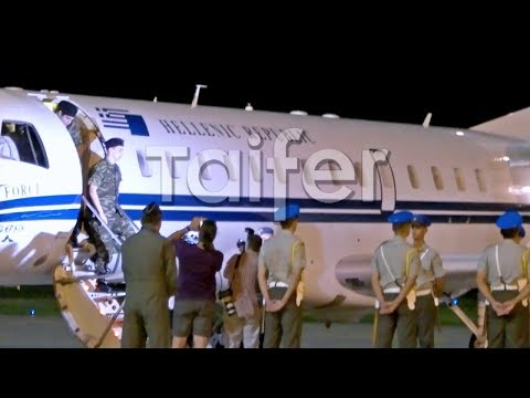 Xxx Mp4 Άφιξη των Ελλήνων στρατιωτικών στην Ελλάδα Greek Soldiers Held By Turkey Return To Greece 3gp Sex