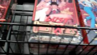 Classics Section - Adult Room of Video Store