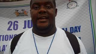 "NDLEA's Vivian Renna In Freetown Urged: ""Sierra Leonean To Avoid Harmful Drugs Use"""