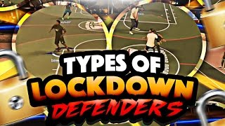 NBA2K17- Types Of Lockdown Defenders!! Try Not To Laugh Challenge!