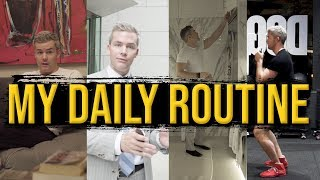 Billion Dollar Brokers Guide to Structuring Your Day   Ryan Serhant Vlog #042